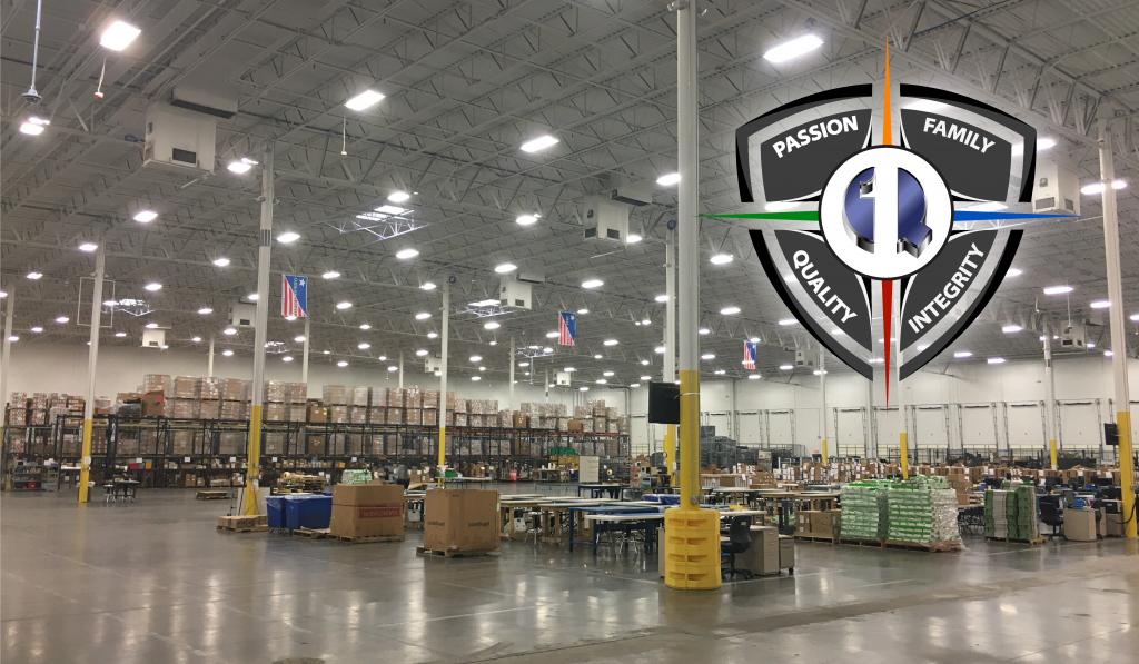 Q1's 120,000 sq ft facility in Orlando